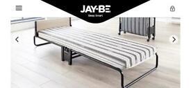 Luxury folding bed