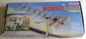 TV Aerial Maxview Mobil Gold
