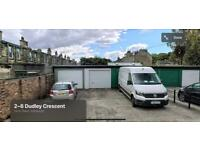 Trinity Garage to let £200pcm - may consider selling