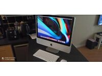 """Apple 20"""" iMac - macOS Catalina - 2.66GHz multi-core - New Crucial Extreme 240GB SSD (10x faster)"""
