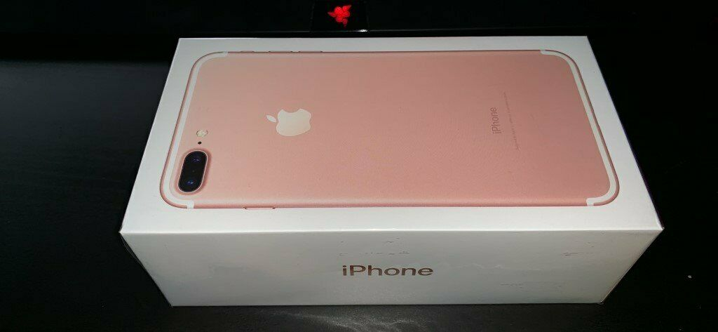 iPhone 7 Plus Rose Gold Unused, Mint condition | in Wollaton,  Nottinghamshire | Gumtree