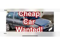 Vehicles wonted up to £400