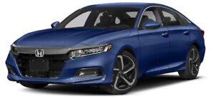 2018 Honda Accord Sport  one owner  clean carfax
