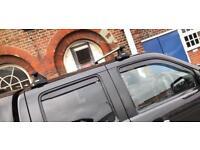 Thule roof bars ford ranger