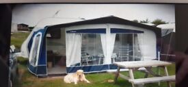 Bradcot Active 990 Full Awning and Groundsheet- HUGE REDUCTION TO SELL