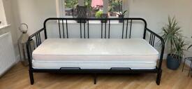 Ikea sofa bed + mattress x2 (not ikea)