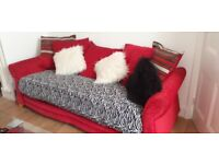 Fab Large 3 seater Settee