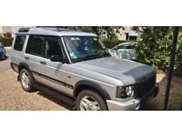 Land Rover, DISCOVERY, Estate, 2003, Manual, 2495 (cc), 5 doors