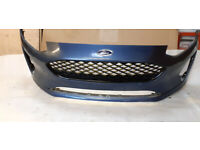 FORD FIESTA ACTIVE 2019 GENUINE FRONT BUMPER WITH GRILL PN H1BB17757