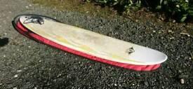 "Bic Mini Mal Performer Surf Board 7'6"""