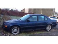 BMW E38 7 SERIES BREAKING 728i 735i 740i