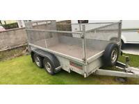 Nugent 10x5 trailer
