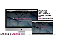 DESIGN-R | PROFESSIONAL RESPONSIVE CUSTOM WEBSITES FROM ONLY £99