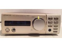 KENWOOD R-SE7 CLASS A mini size AMP/ AMPLIFIER -RECEIVER SILVER ON EBAY