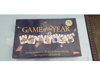 Vintage Game of the Year Board Game