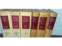 Charles Dickens book collection