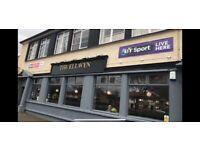 Pub for Lease - The Ellwyn Pub, Grangemouth - Function Hall, Pub & Restaurant