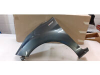 FORD FIESTA ST GENUINE FRONT WING PASSENGER LEFT SIDE PN C1BBA16016AA