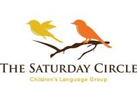 German Native Speakers Required to Lead Children's Playgroups at The Saturday Circle. Lots of fun!