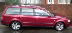 2002 VW tdi pd 130hp diesel variant fitted towbar 5 16inch alloys mot 13 aug 17 used daily