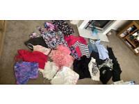 Large bundle women's clothing size 8-10