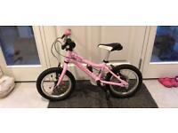 Girls Ridgeback Honey Bike in Pink