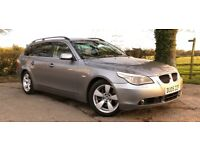 BMW 535D SE Touring - Fantastic Condition and Great Specification