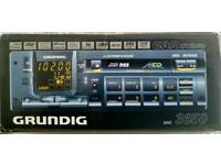 Grundig Car Stereo & Clarion Car Speakers