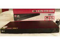 LG DP542H HDMI/MULTI-REGION DVD Player