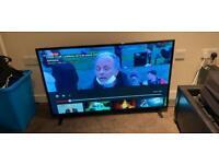 "Sharp TV 49"" SMART LED TV -FULL HD BARGAIN - WIFI - Sharp LC-49CFG6001K Aquos G6000 series"