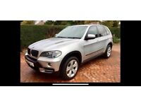 2008(58) BMW X5 3.0 Diesel. FSH. Cheap road tax band. Great condition