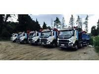 Birmingham grab tipper hire and haulage ltd walsall dudley solihull tamworth lichfield west bromwich