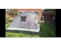 Tent, inflatable 4 person tent