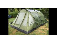 Outwell 5 berth tent and accessories