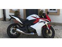 Honda, CBR,abs 2012, 599 (cc)
