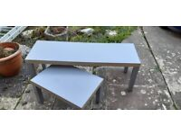 Lounge table set