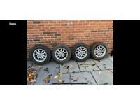 Suzuki Jimmy alloy wheels