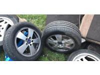 Saab /Vauxhall alloys