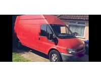 Man with a van removals from £15