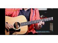 Indian guitar teacher