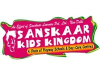 Kid's Royal Palace of sanskaar kids kingdom