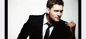 4 x Michael Buble Tickets