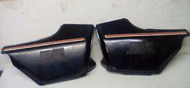 1 pair honda cb 250/400 superdream parts