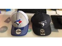 Two Blue Jays Caps