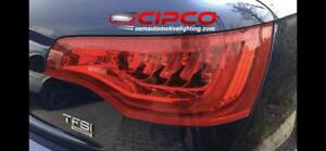 2010 to 2015 Audi Q7 Brand New and Used Right Passenger Side OE | OEM LED Tail Light | Tail Lamp Assembly Replacement Us