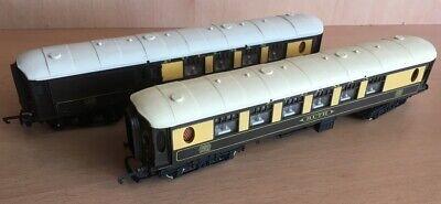 Triang Pullman Coaches x2 RUTH & Car No79  OO Scale