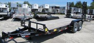 2015 titan 20' - 7 TON EQUIPMENT TRAILER Peterborough Peterborough Area image 1