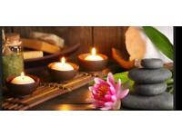 Thai oil massage with Nut
