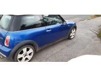 Mini, HATCHBACK, Hatchback, 2006, Manual, 1598 (cc), 3 doors SPARES