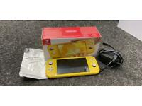 Nintendo Switch Lite - Yellow - Boxed